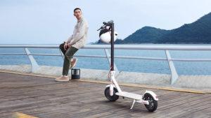 Xiaomi Mijia Scooter 1S elektrikli scooter
