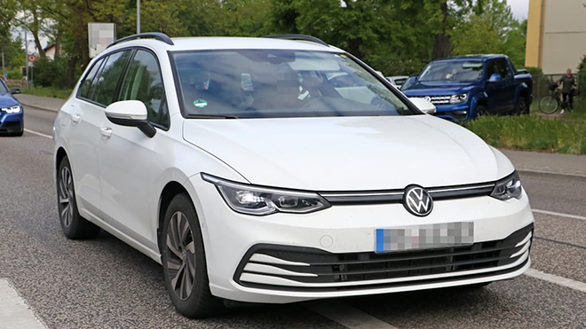 İlk gösterim; Yeni Volkswagen Golf Station Wagon