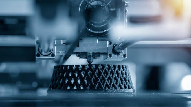 3D yazıcı baskı