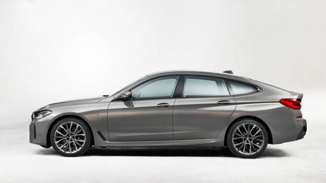 BMW 6 Serisi GT