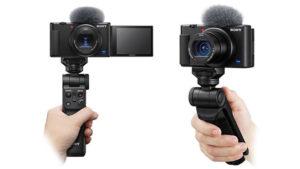 Sony ZV-1 vlog kamerası