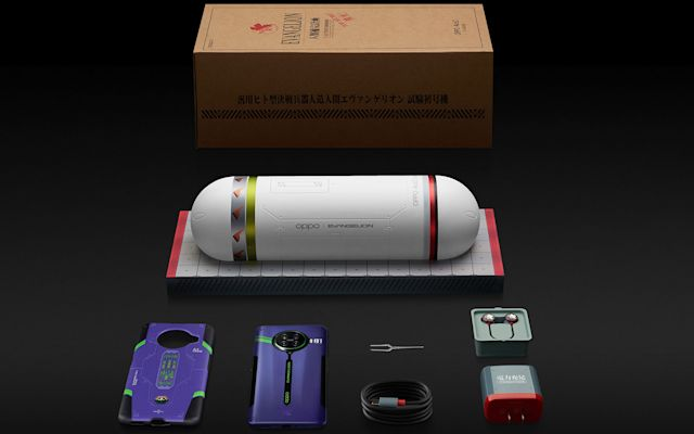 Oppo Ace 2 EVA Edition