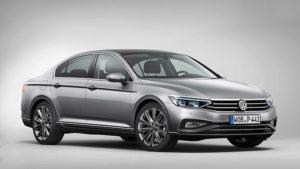 2020 Volkswagen Passat otomobil