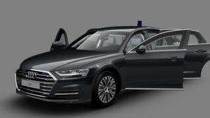 2020 Audi A8 L Security