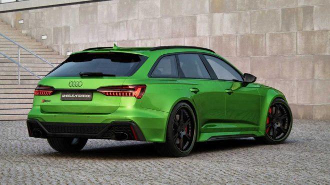 Audi, yeni RS 6 Avant ile birlikte Autoshow 2021'e katılıyor