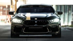 BMW M8 Competition modifiye