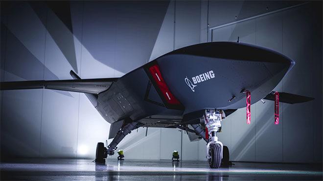Boeing imzalı insansız savaş uçağı