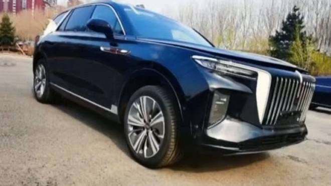 Çinli Rolls-Royce elektrikli suv