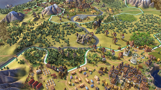 GTA 5 Civilization VI