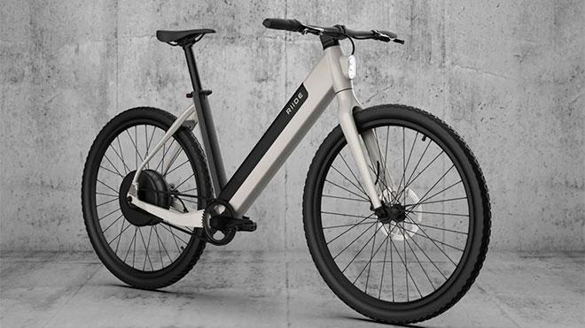 Riide elektrikli bisiklet