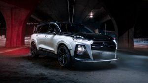 Hyundai Santa Fe Carlex Design