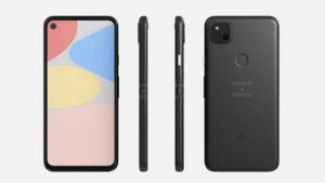 iPhone SE 2020 Google Pixel 4a