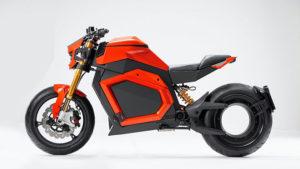 elektrikli motosiklet verge ts
