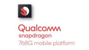 Snapdragon 768G 5G