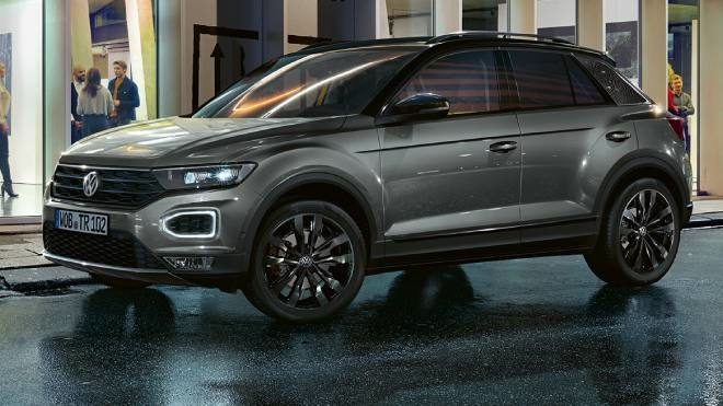 Volkswagen T-Roc Black Edition