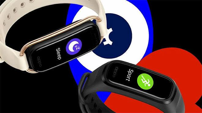 OPPO Band Xiaomi Mi Band 4