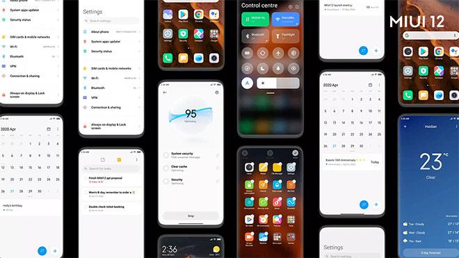 Xiaomi MIUI 12 Astrofotoğrafçılık