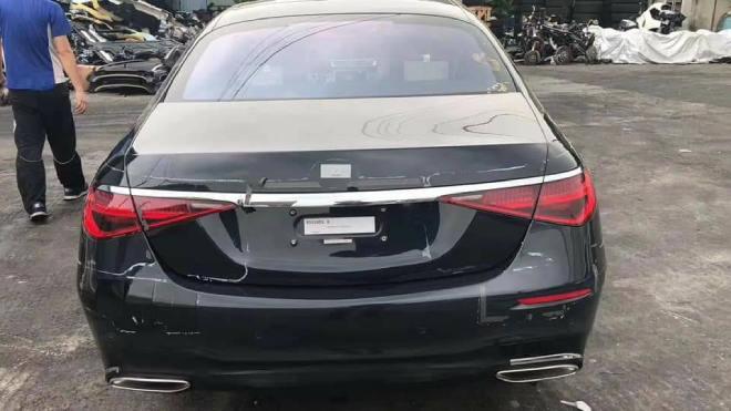 Yeni Mercedes S-Serisi