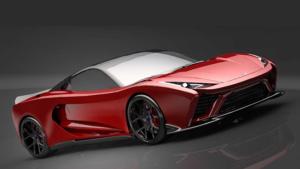 Elektrikli hiper otomobil