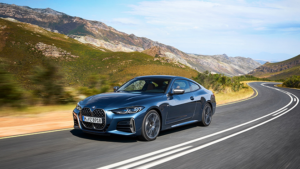 BMW 4 Serisi Coupe