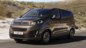 2021 Citroen E-Spacetourer
