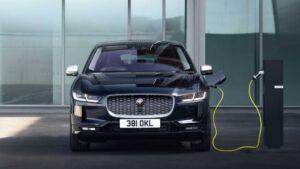 Jaguar I-Pace elektrikli otomobil