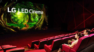 LG LED Cinema