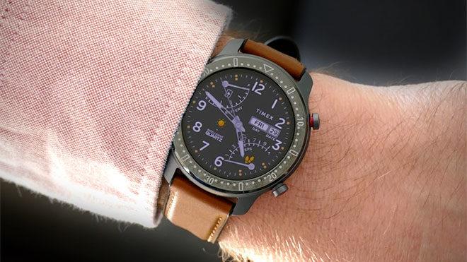Amazfit temelli Timex Metropolitan akıllı saat modelleri