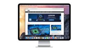 iMac Apple WWDC 2020