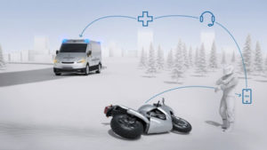 Bosch Help Connect motosiklet