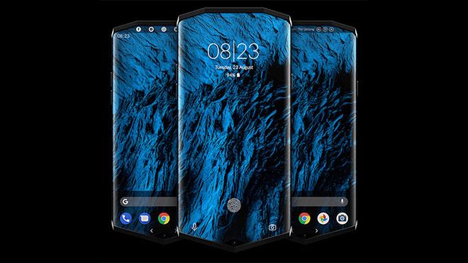 akıllı telefon: Brandeis Prometheus