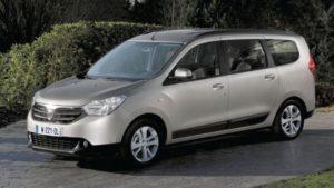 2020 Dacia Lodgy