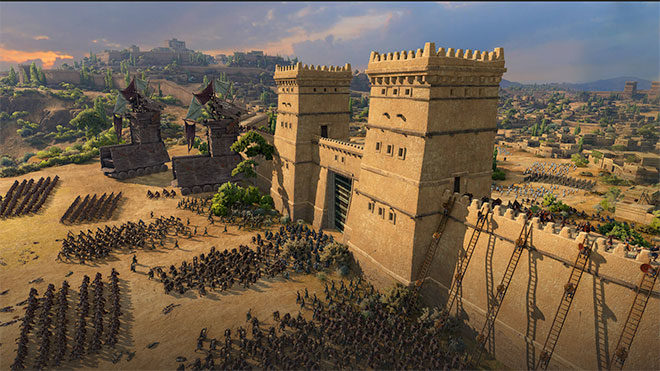 Epic Games Total War Saga: TROY