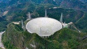FAST radyo teleskobu ile uzaylı araması başlıyor!