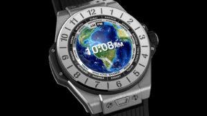HUBLOT BIG BANG e akıllı saat