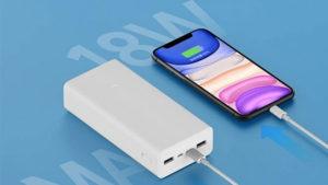 Xiaomi Mi Power Bank 3 powerbank
