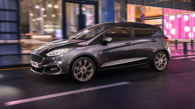 Ford Fiesta Hybrid