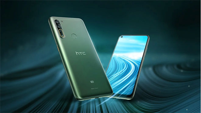 HTC U20 5G ve HTC Desire 20 Pro