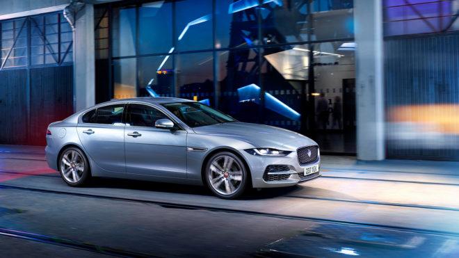 Yeni Jaguar XE