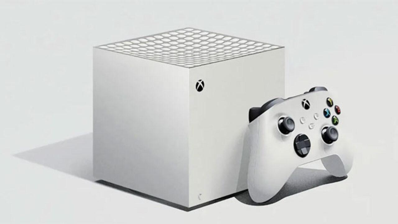 Yeni nesil üçüncü oyun konsolu Xbox Series S için bir kanıt daha - LOG