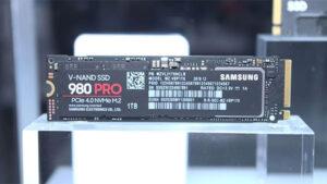 "PlayStation 5 SSD'sini geride bırakan ürün: ""Samsung 980 PRO"""