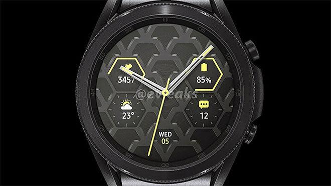 Samsung Galaxy Watch 3 akıllı saat