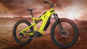Sondors elektrikli bisiklet