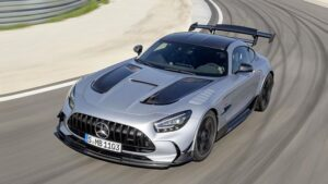2021 Mercedes-AMG GT Black Series