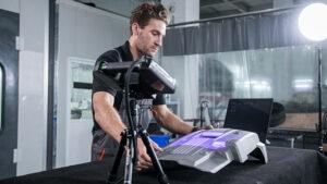 3D yazıcı ve tarayıcı teknolojileri geliştiren SHINING 3D, 3Dörtgen güvencesiyle Türkiye'de