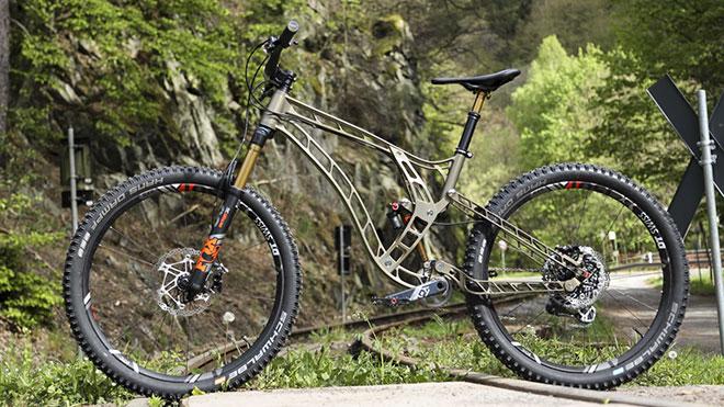 Frace F160 gerçekten özel bir dağ bisikleti