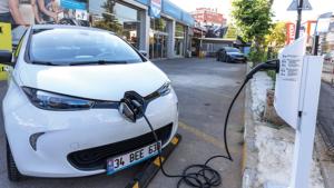 Bosch Car Service Elektrikli araç