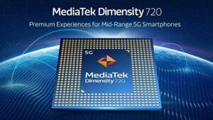 MediaTek Dimensity 720 5G
