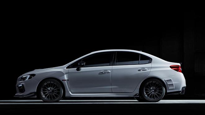 Subaru WRX S4 STI
