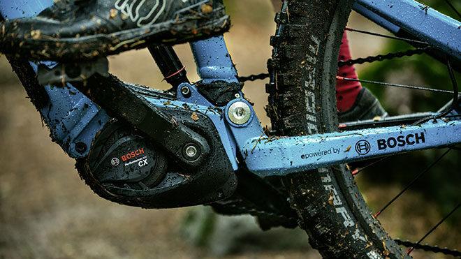 Bosch elektrik bisiklet motorlarına sürpriz güç güncellemesi